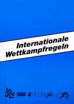 Nationale Wettkampfregeln - Ausgabe 2010