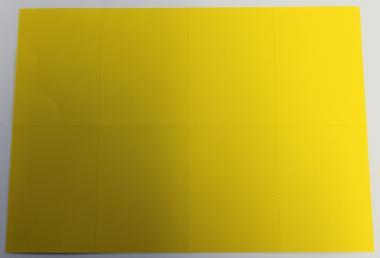 DLV-Vordruck Stellplatzkartenbogen